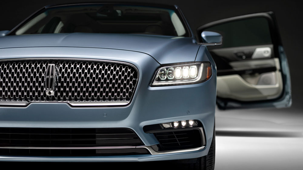 Lincoln Continental Coachdoors
