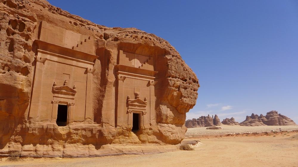 Al-Hijr UNESCO Saudi Arabia desert
