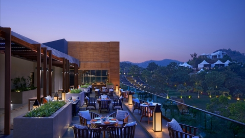 Taj Aravali Resort & Spa, Udaipur