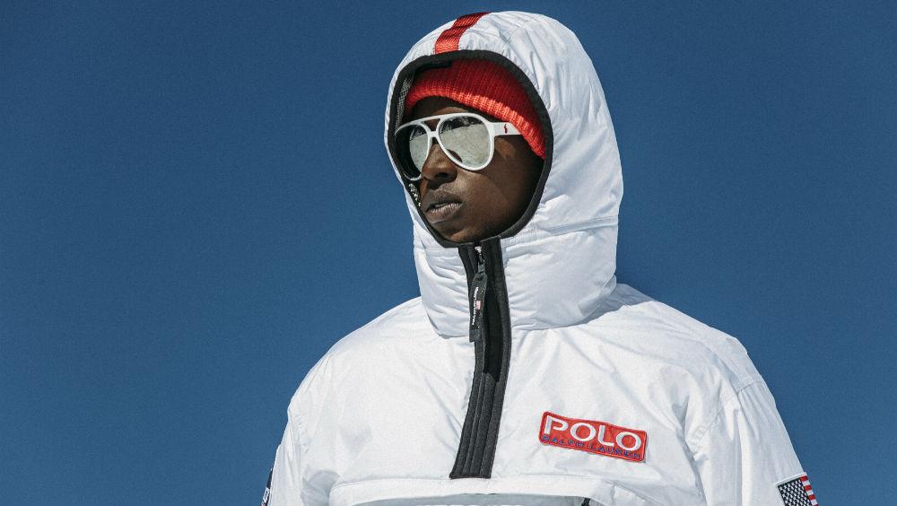 Ralph Lauren's new heated jacket.