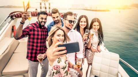 A new study finds that the uber-rich are getting younger.