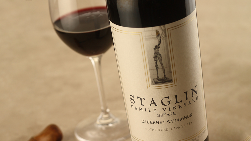 Staglin Family Vineyard 2016 Estate Cabernet Sauvignon Rutherford, Napa Valley
