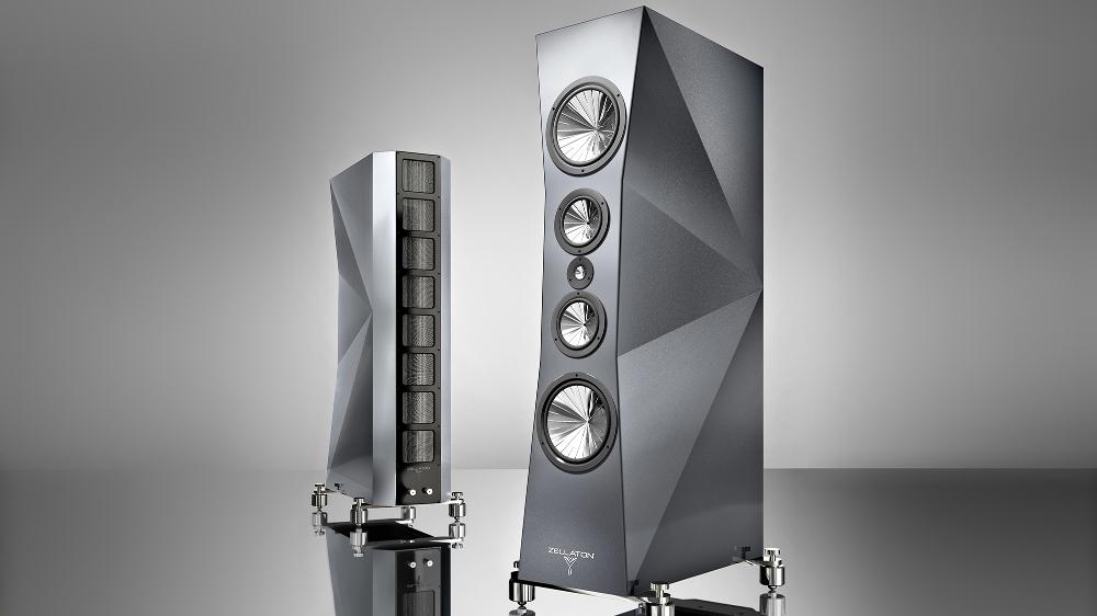 Zellaton Statement stereo speakers