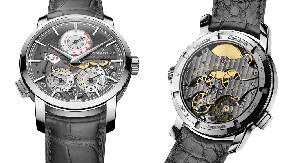 Vacheron Constantin Traditionelle Twin Beat