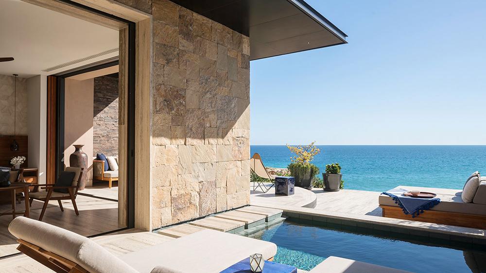 Villa ocean view Ritz-Carlton Los Cabos Mexico