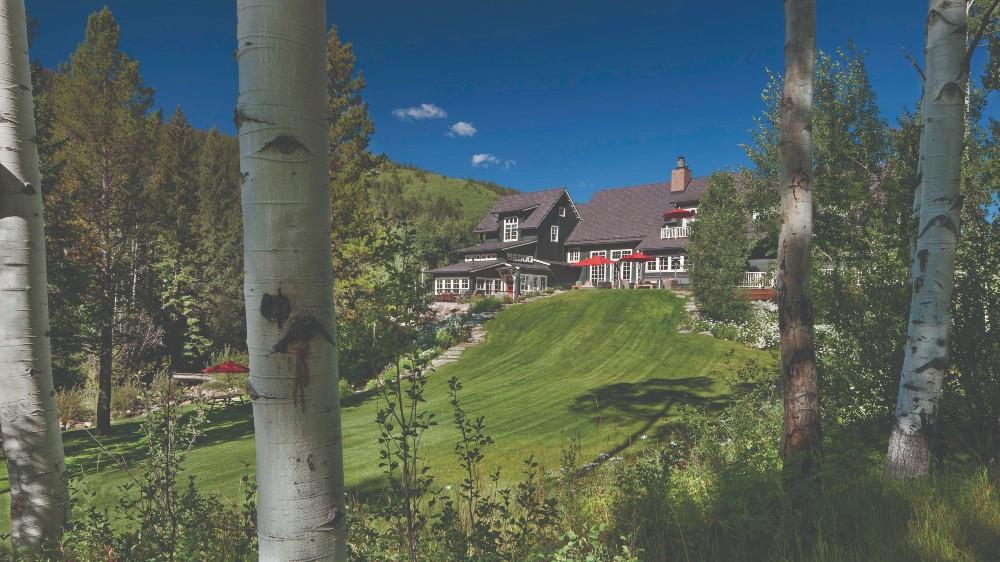 Kevin Costner's Aspen Home is for Rent for $30K