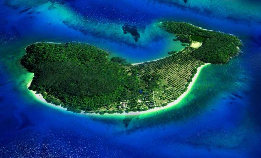 Randyai Island in Thailand
