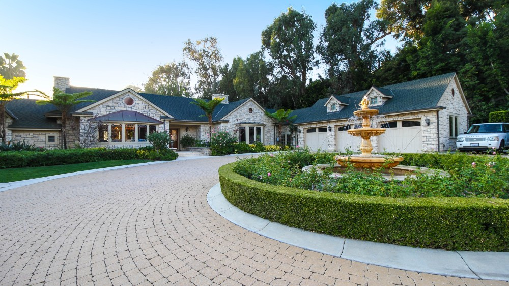 Beverly Hills Home on the BH Golf Course