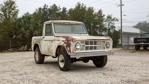 1966 Bronco U13 Roadster