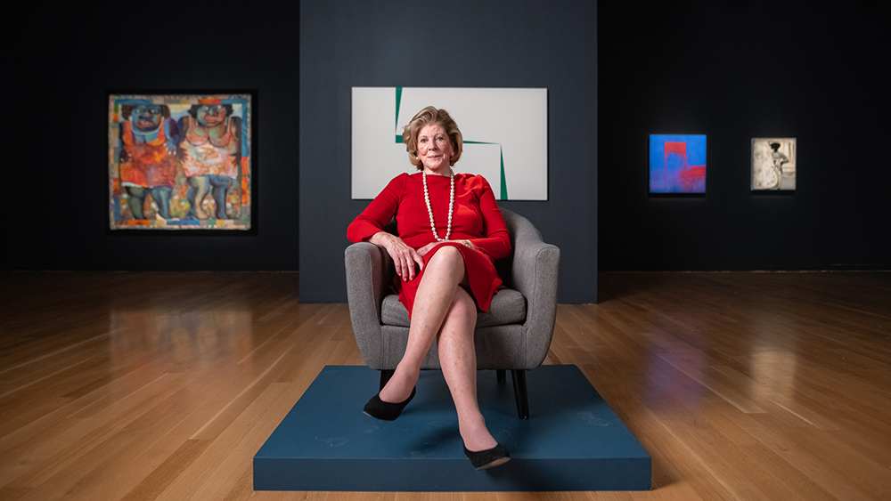 Agnes Gund, Oprah Winfrey, and Miss Porter's School have joined forces forBy Women, For Tomorrow's Women, a Sotheby's auction that will benefit the 176-year-old school for high school-age girls.