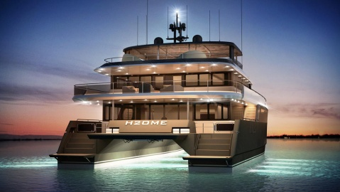 Amasea 84'/25m Catamaran