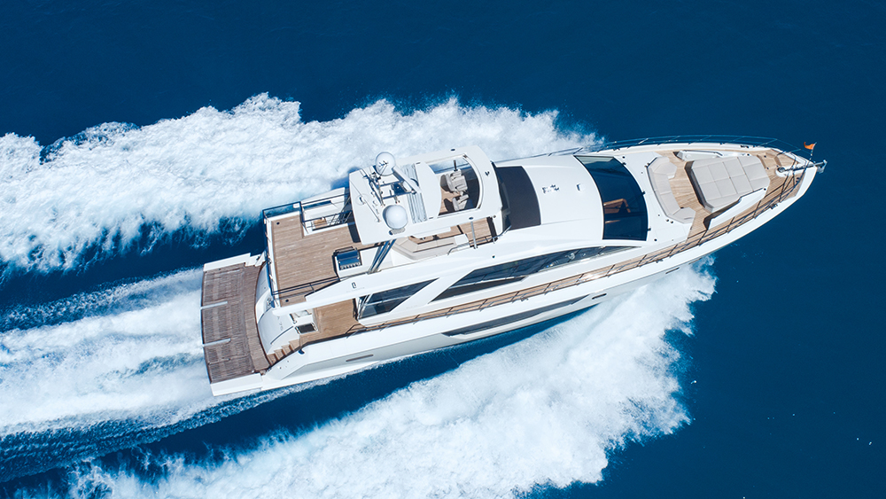 CL Yachts CLA76f