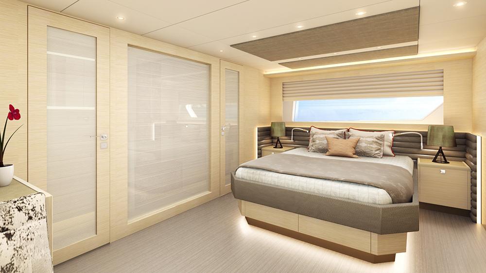CL Yachts CLB72