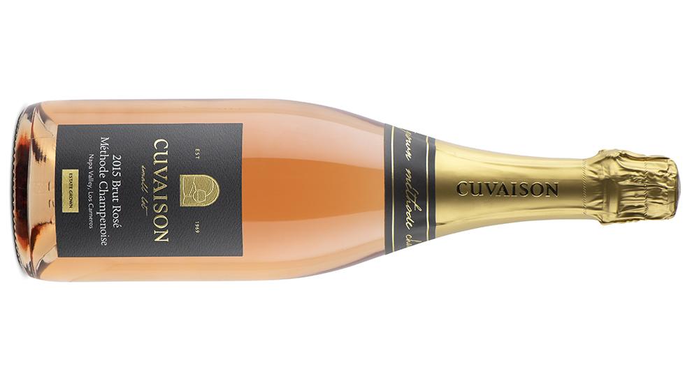 wine Cuvaison Brut Rosé
