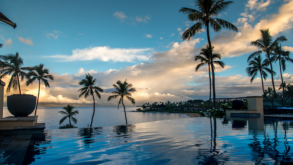 Maui Four Seasons resort