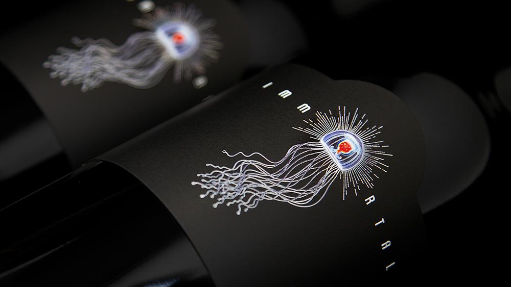 Immortal Estate Cabernet Sauvignon wine