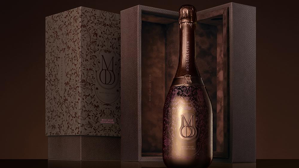 Mod Sélection Rosé sparkling wine
