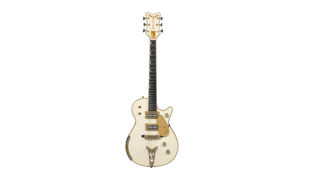 Fred Gretsch White Penguin