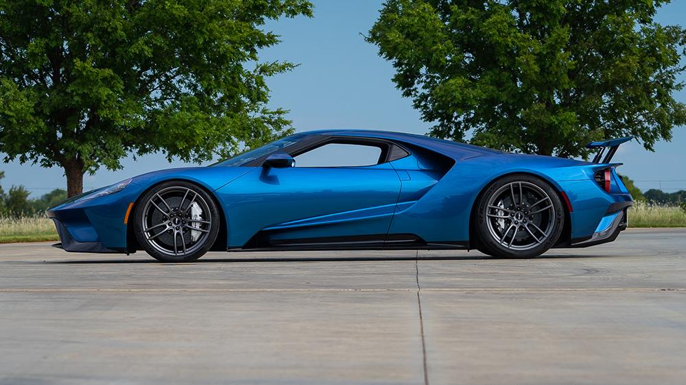 2017 FORD GT Twin-Turbo 3.5L/647 H