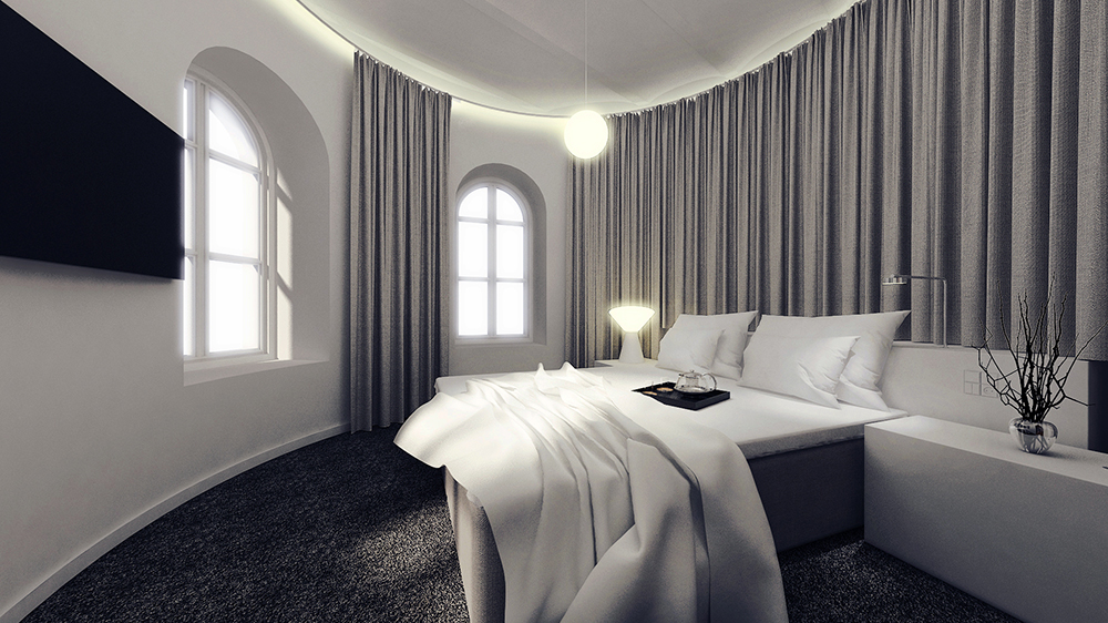 hotel Copenhagen self-cleaning