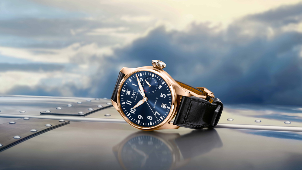 IWC Big Pilot Single Piece Watch
