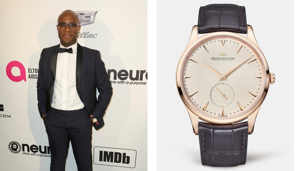 Barry Jenkins Jaeger-LeCoultre Master Ultra Thin Small Second