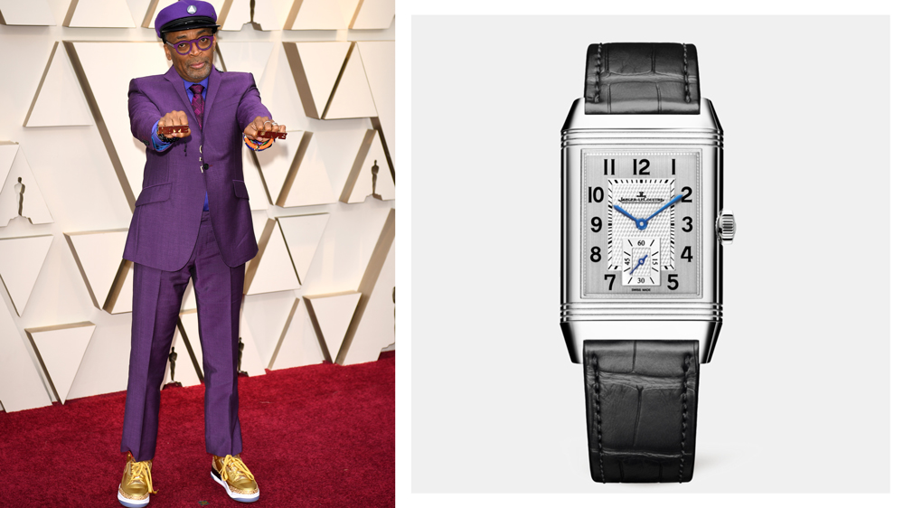 Spike Lee Jaeger-LeCoultre Reverso Classic Large Duoface Small Seconds