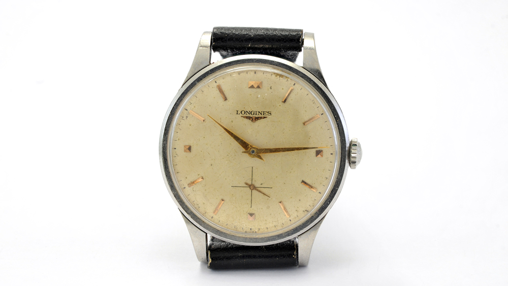 Oskar Schindler's Longines Watch