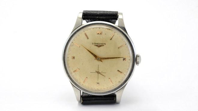 Oskar Schindler's Longines Watch