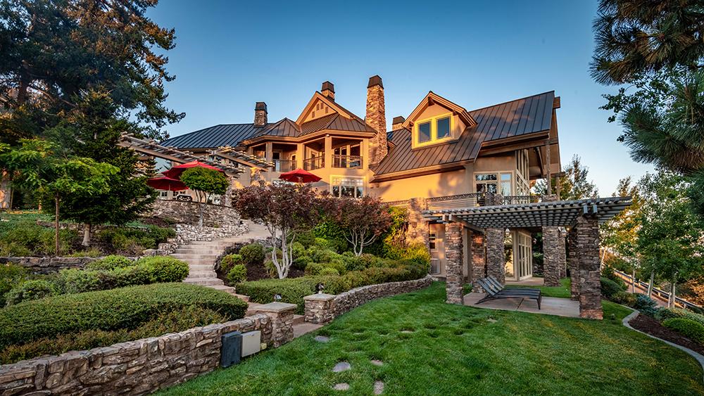 lottery winner estate california