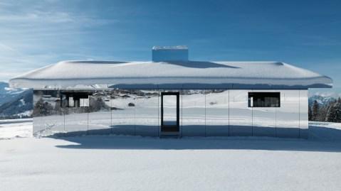 Mirage Gstaad by Doug Aitken
