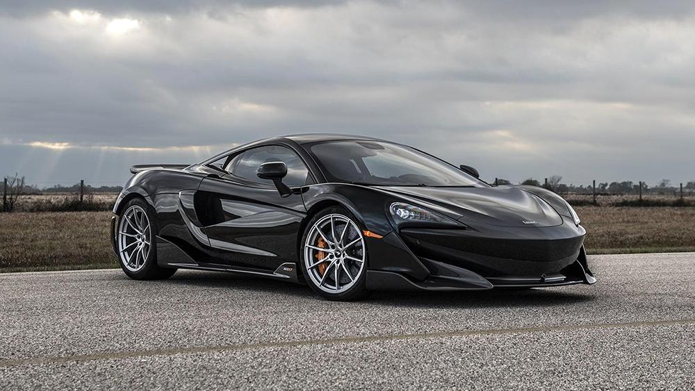 Hennessey McLaren 600LT HPE1000