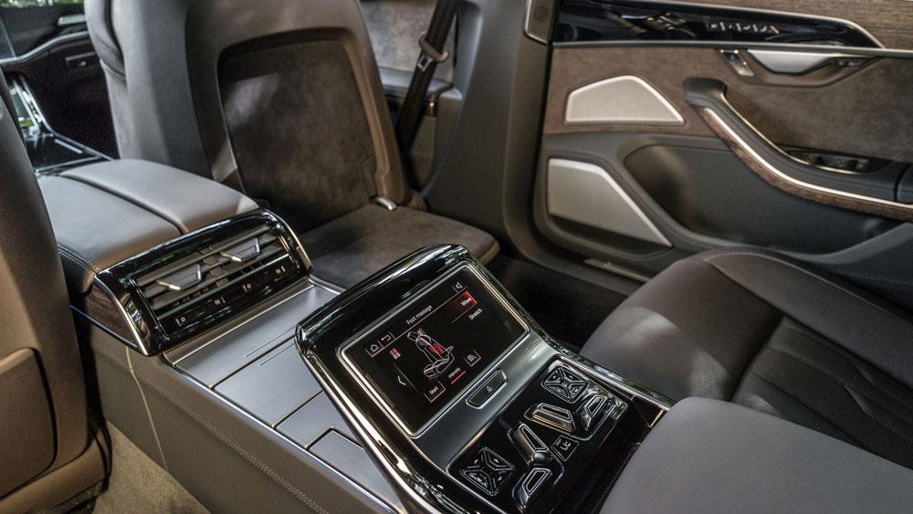 The 2019 Audi A8.