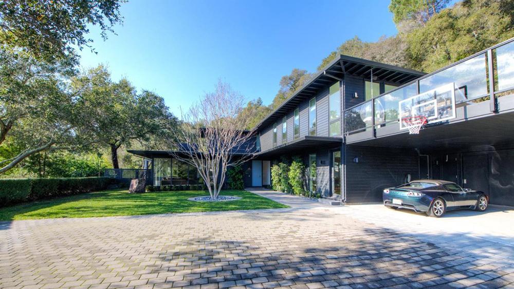 Gavin Newsom house