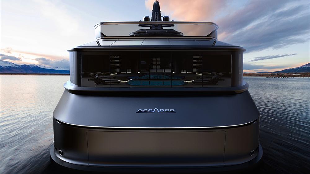 Oceanco Esquel megayacht