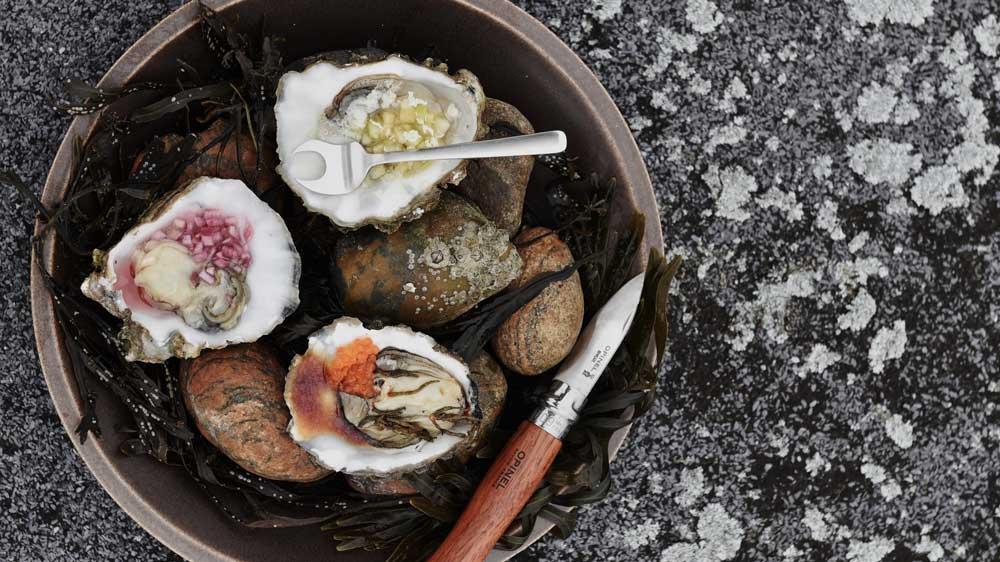 oysters beach