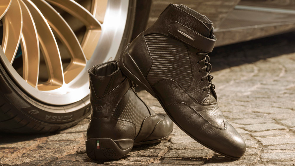 The Piloti Roadster Driving Boot.