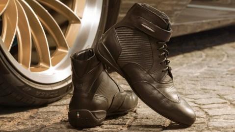The Piloti Roadster Driving Boot.