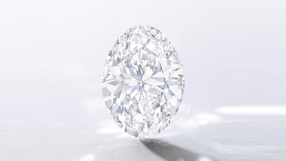 Sotheby's 88.22-Carat Diamond