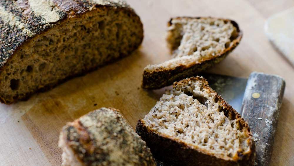 tartine seeded bread