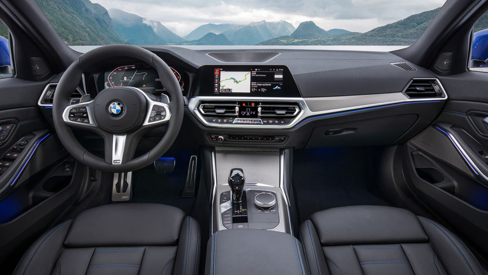 The 2019 BMW 3 Series.