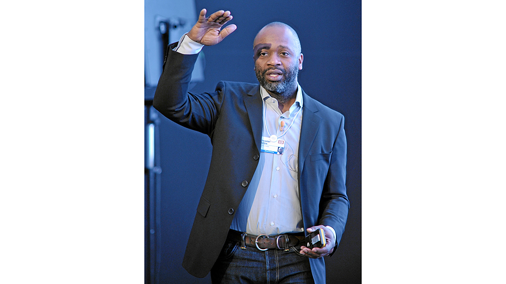 Theaster Gates Jr.