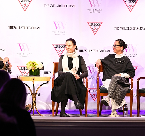 BEVERLY HILLS, CALIFORNIA - FEBRUARY 06: (L-R) Evan Kleiman, Suzanne Goin, Nancy Silverton and Sally Camacho Mueller at the Visionary Women Presents: Female Power Chefs: Cooking All The Way To The Top on February 06, 2019 in Beverly Hills, California. (Photo by Araya Diaz/Getty Images for Visionary Women)