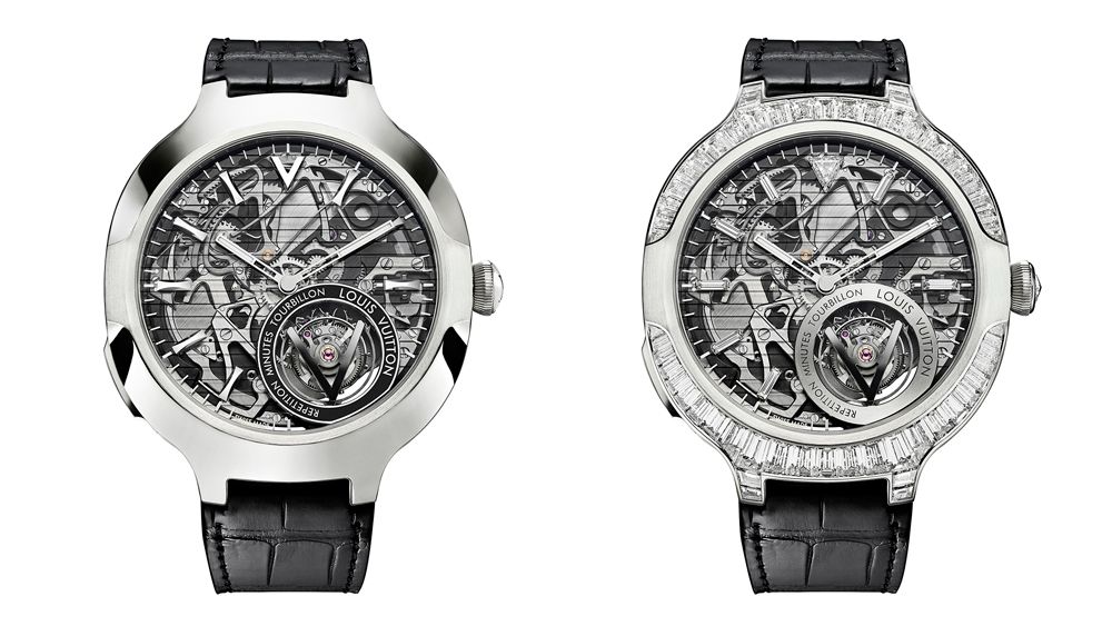 Louis Vuitton Voyager Minute Repeater