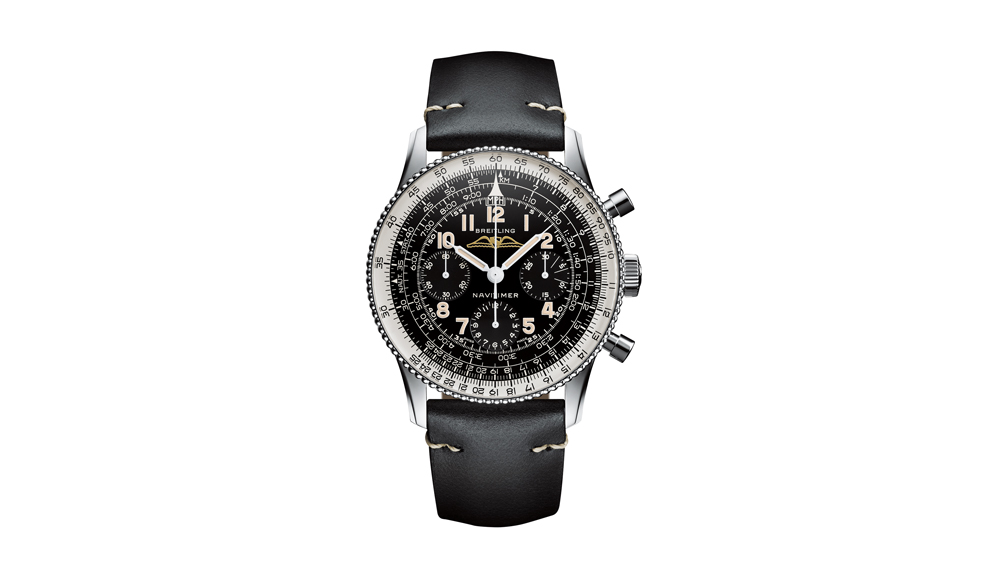 Breitling Navigier Ref. 806 1959 Re-Edition