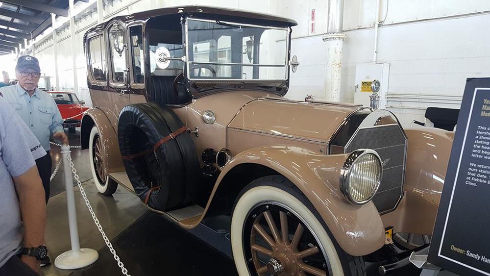 1915 Pierce Arrow Model 48