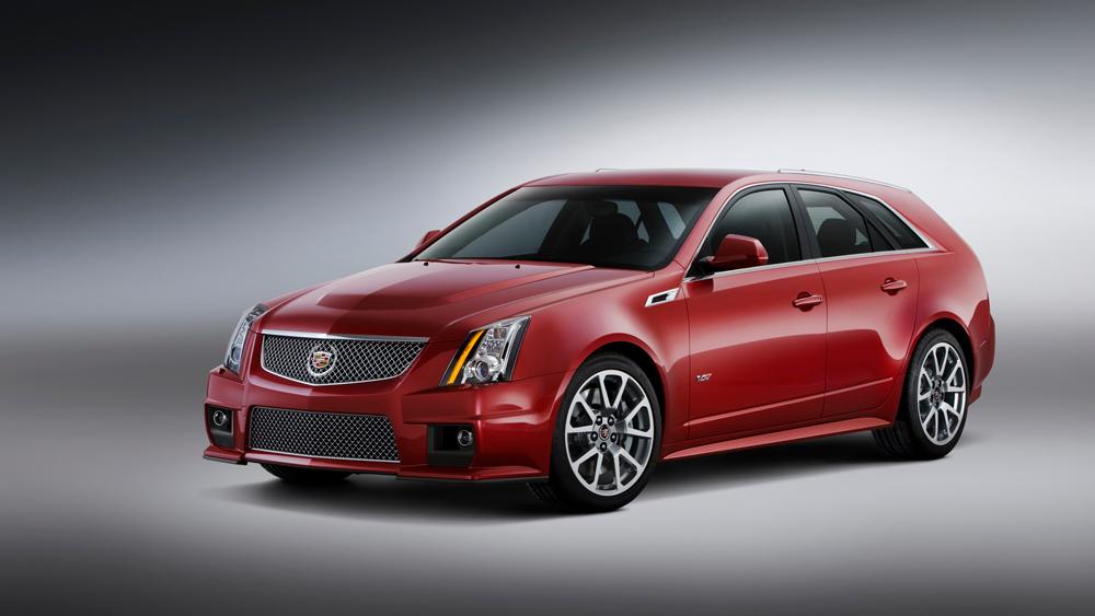 2014 Cadillac CTSV Wagon