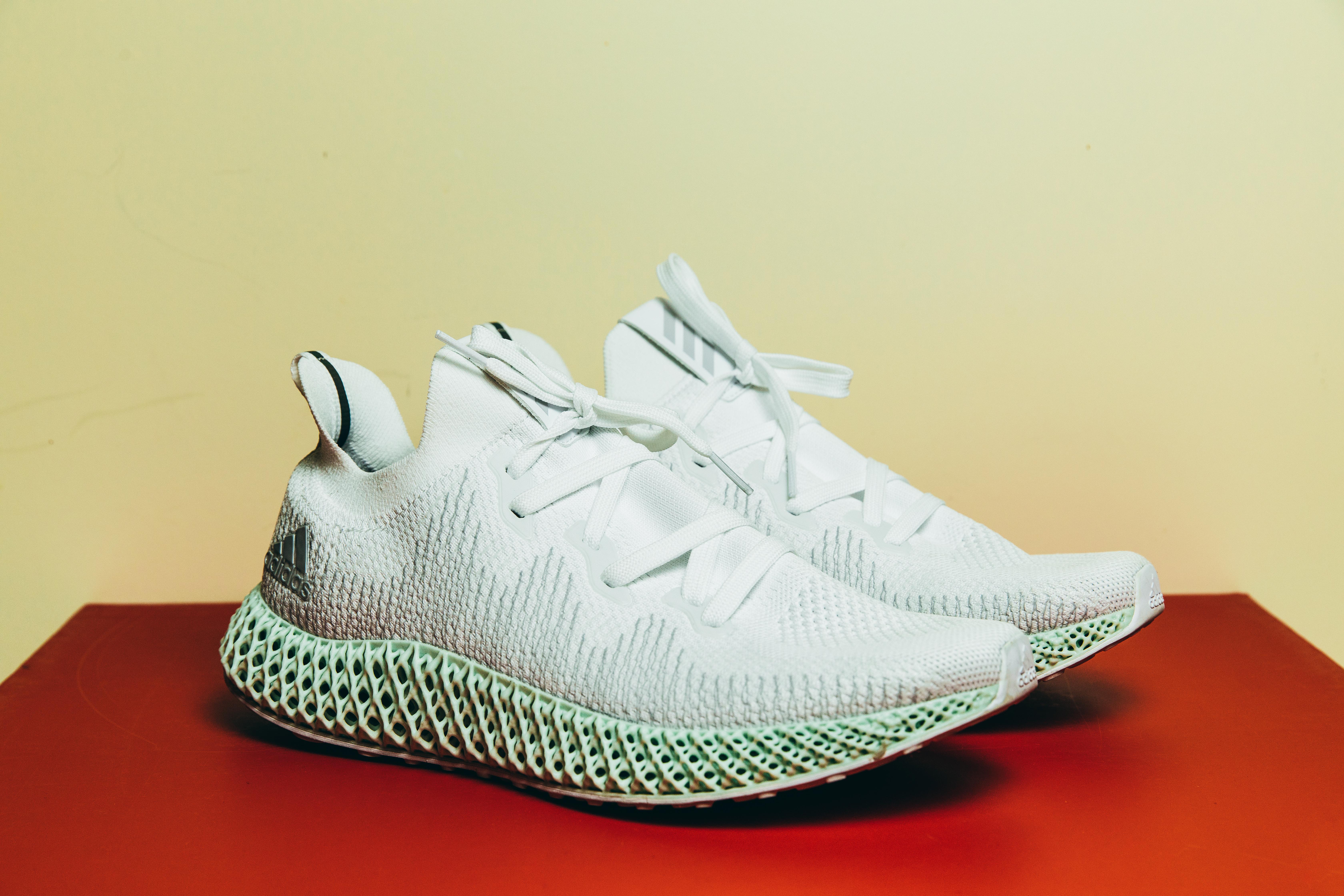 Sozio's Adidas Futurecraft 4D