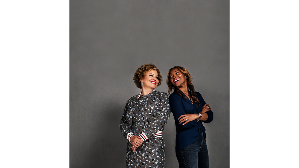 Debra Lee and Nikkole Denson-Randolph