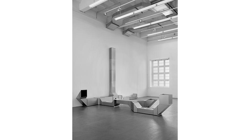 Charlotte Posenenske's Vierantrohr (Square Tube), Series D